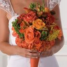 Fall Wedding Bouquet In Waterford Michigan Jacobsen's Flowers
