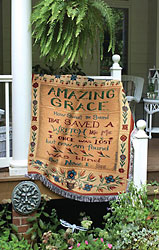 Amazing Grace Throw In Waterford Michigan Jacobsen's Flowers