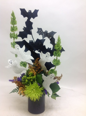 BOO -BAT BOUQUET